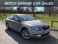 2014 SKODA OCTAVIA 2.0 ELEGANCE TDI CR DSG 5d AUTO 148 BHP £8890.00