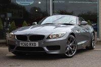 USED 2011 60 BMW Z4 3.0 Z4 SDRIVE30I M SPORT ROADSTER 2d 254 BHP