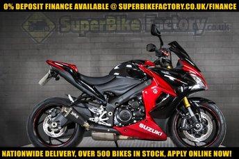 2015 SUZUKI GSX-S1000 1000cc £6691.00
