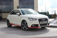 USED 2012 12 AUDI A1 1.6 TDI COMPETITION LINE 3d FSH + T/BELT - ONLY 2 OWNERS