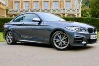 USED 2016 16 BMW 2 SERIES 3.0 M235I 2d AUTO 322 BHP