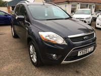 USED 2009 09 FORD KUGA 2.0 TITANIUM TDCI AWD 5d 134 BHP ** NOW SOLD ** NOW SOLD **
