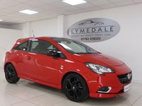 USED 2015 65 VAUXHALL CORSA 1.4 LIMITED EDITION 3d 89 BHP *SUPERB OVERALL CONDITION, LOW RUNNING COSTS, 1 YR MOT*