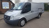 2008 FORD TRANSIT 110BHP 280 SWB LOW ROOF WITH NO VAT TO PAY £3995.00