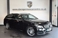 USED 2015 64 MERCEDES-BENZ E CLASS 2.1 E220 BLUETEC AMG LINE 5DR AUTO 174 BHP + FULL BLACK LEATHER INTERIOR + FULL SERVICE HISTORY + 1 OWNER FROM NEW + SATELLITE NAVIGATION + BLUETOOTH + HEATED SPORT SEATS + CRUISE CONTROL + RAIN SENSORS + PARKING SENSORS + 18 INCH ALLOY WHEELS +