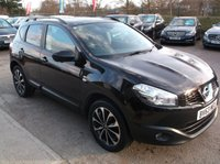 USED 2013 63 NISSAN QASHQAI 1.6 DCI 360 IS 5d 130 BHP ****Great Value economical reliable family car with service history, Great spec, Drives superbly****