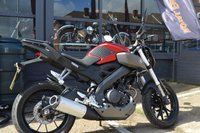 2015 YAMAHA MT-125  MT 125 ABS  £2995.00