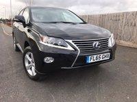2015 LEXUS RX 3.5 450H SE 5d AUTO 295 BHP £23985.00
