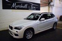 USED 2011 61 BMW X1 2.0 XDRIVE18D M SPORT 5d 141 BHP 4X4