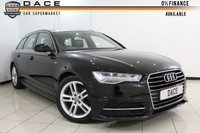 USED 2015 15 AUDI A6 AVANT S LINE 2.0 TDI ULTRA 5DR 188 BHP SERVICE HISTORY + 0% FINANCE AVAILABLE T&C'S APPLY + LEATHER SEATS + SAT NAVIGATION + PARKING SENSOR + BLUETOOTH + CRUISE CONTROL + CLIMATE CONTROL + MULTI FUNCTION WHEEL + 18 INCH ALLOY WHEELS