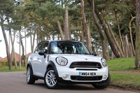 2014 MINI COUNTRYMAN 2.0 COOPER SD 5d 141 BHP £10950.00