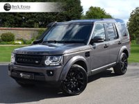 USED 2015 65 LAND ROVER DISCOVERY 4 3.0 SDV6 COMMERCIAL SE 1d AUTO 255 BHP TOTAL SPEC