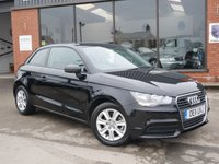 USED 2011 11 AUDI A1 1.6 TDI SE 3d 103 BHP LOW MILES, AIR CONDITIONING, 2 REMOTE CENTRAL LOCKING KEYS, £0 ROAD TAX PER YEAR