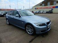 2010 BMW 3 SERIES 2.0 318D ES 4d 141 BHP £5695.00