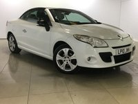 USED 2010 10 RENAULT MEGANE 1.4 DYNAMIQUE TOMTOM TCE 2d 130 BHP