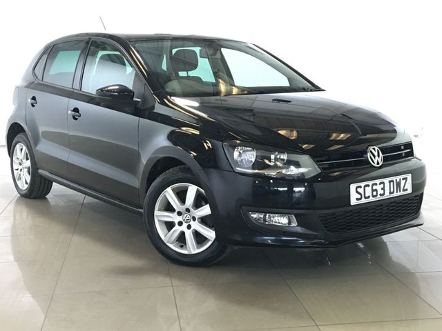 View our 2014 63 VOLKSWAGEN POLO 1.2 MATCH EDITION 5d 59 BHP