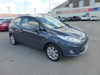 USED 2010 60 FORD FIESTA 1.2 ZETEC 3d 81 BHP FSH * LOW INS * GOT BAD CREDIT * WE CAN HELP *