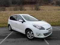2011 RENAULT SCENIC 1.5 DYNAMIQUE TOMTOM DCI 5d 110 BHP £4990.00