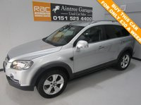 USED 2010 60 CHEVROLET CAPTIVA 2.0 LTZ VCDI 5d AUTO 148 BHP HUGE SPEC JUST L@@K