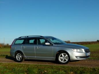 2014 VOLVO V70 1.6 TD D2 Business Edition Powershift 5dr (start/stop) £12495.00