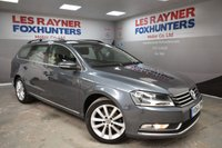 2014 VOLKSWAGEN PASSAT 2.0 EXECUTIVE TDI BLUEMOTION TECHNOLOGY 5d 139 BHP £8999.00