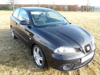 USED 2008 08 SEAT IBIZA 1.9 TDI Sportrider 3dr ECONOMICAL DIESEL!!