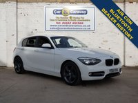 USED 2011 61 BMW 1 SERIES 2.0 120D SPORT 5d 181 BHP Dealer History A/C Bluetooth 0% Deposit Finance Available