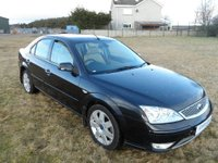 USED 2006 56 FORD MONDEO 2.2 TDCi SIV Ghia X 5dr LOW MILEAGE!!
