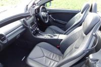 USED 2009 59 MERCEDES-BENZ SLK 3.0 SLK280 7G-Tronic 2dr FSM Leather A/C Alloys