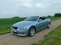 USED 2011 61 BMW 3 SERIES 2.0 320d SE 2dr FSH Leather Alloys A/C PS