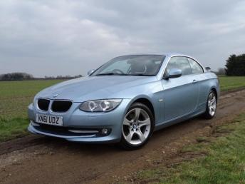 2011 BMW 3 SERIES 2.0 320d SE 2dr £10495.00