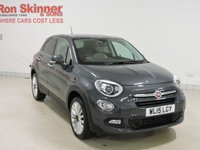 USED 2015 15 FIAT 500X 1.4 MULTIAIR LOUNGE 5d 140 BHP