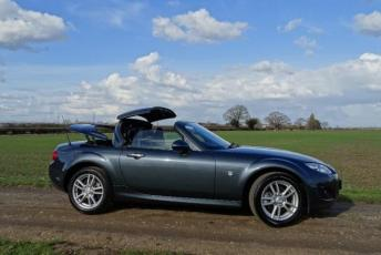 2012 MAZDA MX-5 1.8 SE Roadster 2dr £10495.00