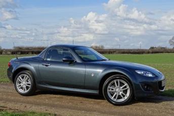 2012 MAZDA MX-5 1.8 SE Roadster 2dr £9995.00