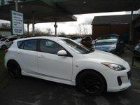 2012 MAZDA 3 1.6 TAMURA 5d 103 BHP £5495.00