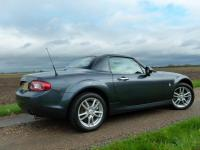 USED 2009 59 MAZDA MX-5 1.8 SE Roadster 2dr FMSH Alloys A/C Leather