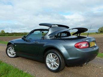 2009 MAZDA MX-5 1.8 SE Roadster 2dr £8995.00