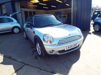 USED 2009 09 MINI HATCH COOPER 1.6 COOPER 3d 118 BHP FULL DEALER SERVICE HISTORY