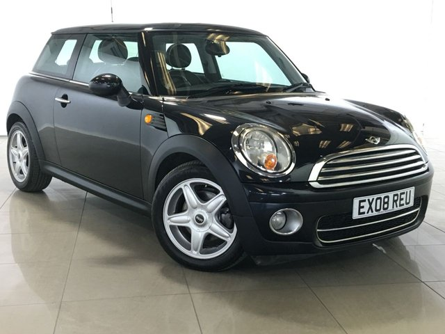 View our 2008 08 MINI HATCH COOPER 1.6 COOPER D 3d 108 BHP