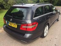 USED 2010 60 MERCEDES-BENZ E CLASS 3.0 E350 CDI Sport Estate 5dr Diesel Auto (192 g/km, 211 bhp) Only 1 Former Owner!