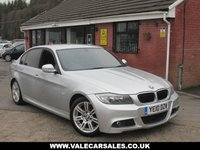 2010 BMW 3 SERIES 318D M SPORT 4dr £6490.00
