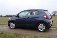 USED 2015 64 PEUGEOT 108 1.0 Active TOP! 3dr FSH Soft Top A/C B/T £0 Tax
