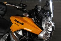 USED 2010 60 KAWASAKI VERSYS 650 CAF  GOOD & BAD CREDIT ACCEPTED, OVER 500+ BIKES IN STOCK