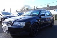 USED 2004 54 AUDI A6 1.9 TDI CVT 5dr Timing Belt changed 2016 11months MOT - SOLD FOR SPARES/REPAIRS