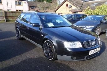 2004 AUDI A6 1.9 TDI CVT 5dr £1295.00