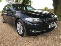2011 BMW 5 SERIES 2.0 520D SE TOURING 5d 181 BHP £7795.00