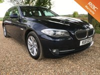 2011 BMW 5 SERIES 2.0 520D SE TOURING 5d 181 BHP £6995.00