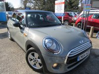 2015 MINI HATCH COOPER 1.5 COOPER 5d AUTO 134 BHP £12850.00