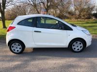 USED 2012 62 FORD KA 1.2 Studio Hatchback 3dr Petrol Manual (s/s) (115 g/km, 69 bhp) Very Low Mileage [FSH]