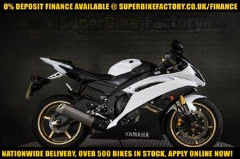 2013 13 YAMAHA R6  600CC 0% DEPOSIT FINANCE AVAILABLE £6791.00